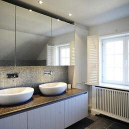 Spiegel badkamer op maat